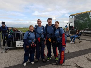 Hare and Hounds Skydive