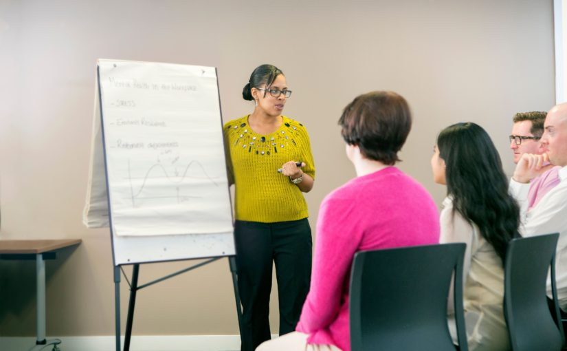 Places now available on our Mental Health First Aid course in April
