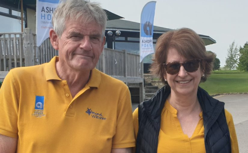 Charity Chair raises £2.5k for Wiltshire Mind